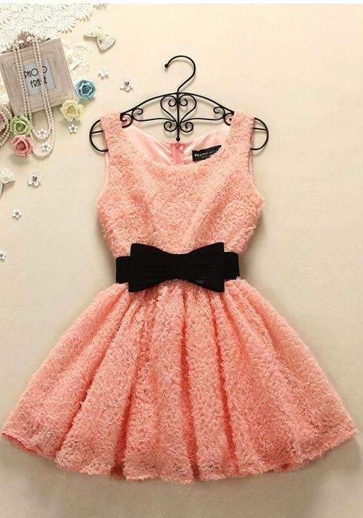 Fina klänningen