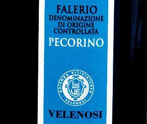 Villa Angela Pecorino IGT, Velenosi - Marche | Ottobre 2013