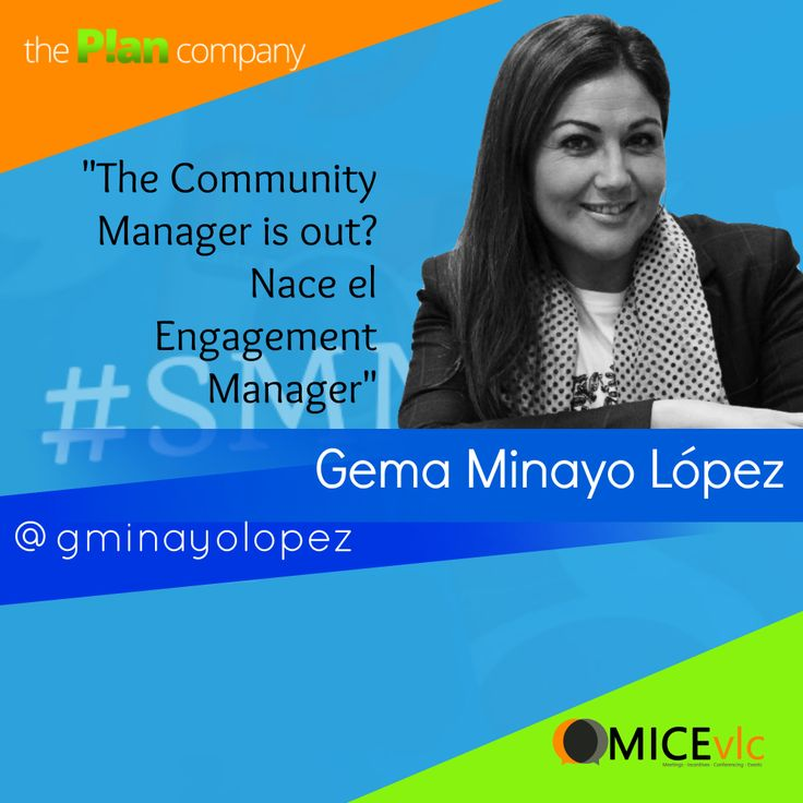 Conseguir la complicidad del usuario es hoy uno de los grandes objetivos de las marcas en #RedesSociales. Ya no basta con estar presente, hay que enganchar a nuestros seguidores.   Gema Minayo nos hablará sobre ello en el #SMMDay de Valencia, el próximo 5 de Abril.