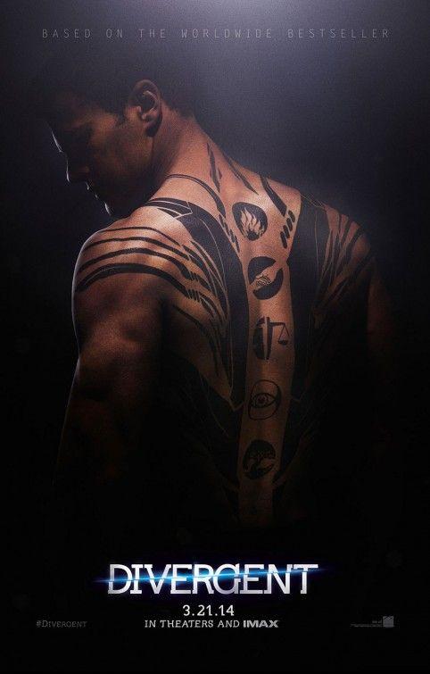 Divergent Movie Poster #2 - Internet Movie Poster Awards Gallery