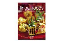 Finger foods - τάπας  σούσι  μεζέδες, αντιπάστι και πολλά άλλα
