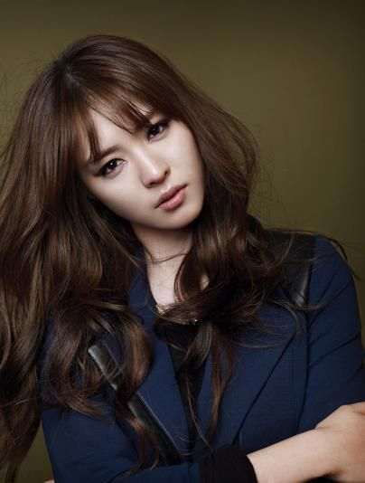 Lee Yeon Hee, star of K drama Miss Korea. She's amazing! -Lily