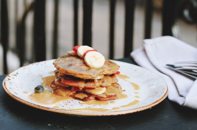 One Cafe: This hippie cafe offers healthy options for everyone. Try the pancakes, they're sugar-free, gluten-free and dairy-free.
