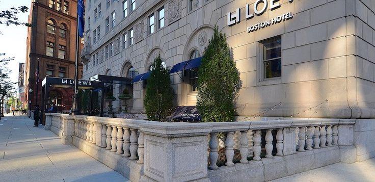 Loews Boston Hotel   National Resorts   Boston, Massachusetts