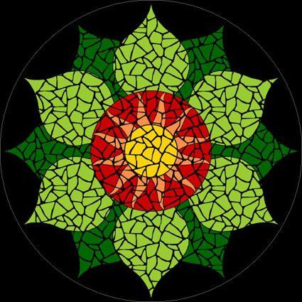 Free Mosaic Patterns | Bead Patterns, Loom Patterns, Mosaic Patterns, Geometric Charted