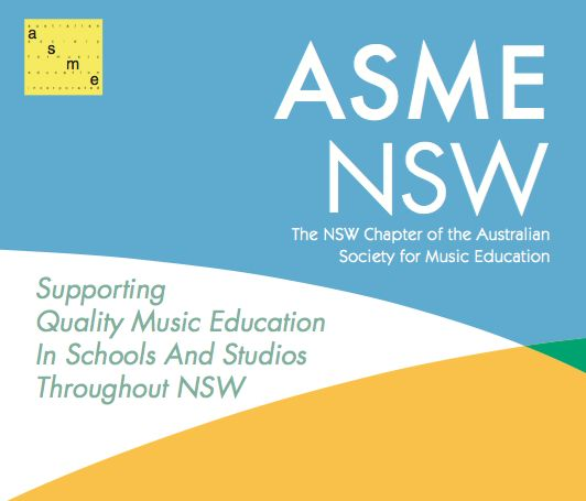 ASME NSW Composition & Technology Professional Development Day