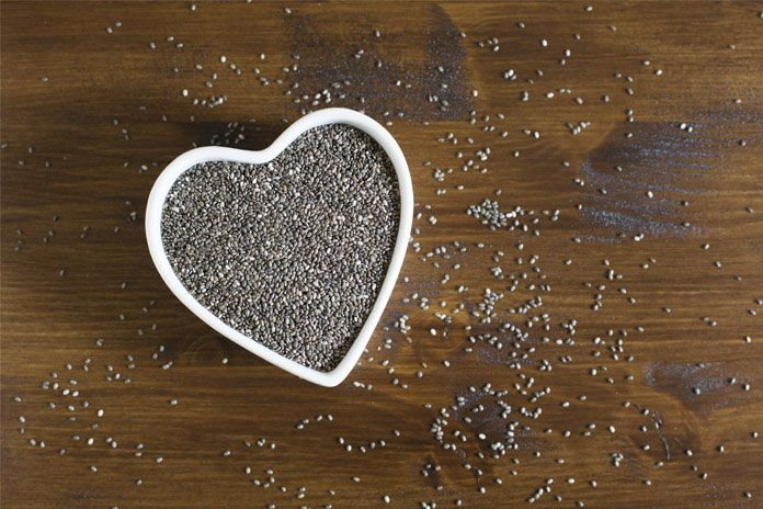 Découvrez comment et pourquoi les bienfaits des graines de chia vont changer votre vie. Bonus: 4 manières de le préparer.