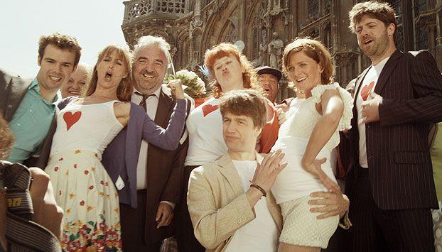 'Tot Altijd' directed by Nic balthazar with Koen De Graeve, Geert Van Rampelberg, Lotte Pinoy, Michel van Dousselaere