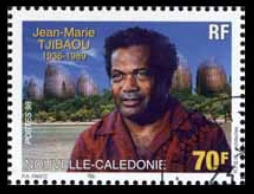 """Jean-Marie Tjibaou, the """"MLK of New Caledonia"""" in the South Pacific"""