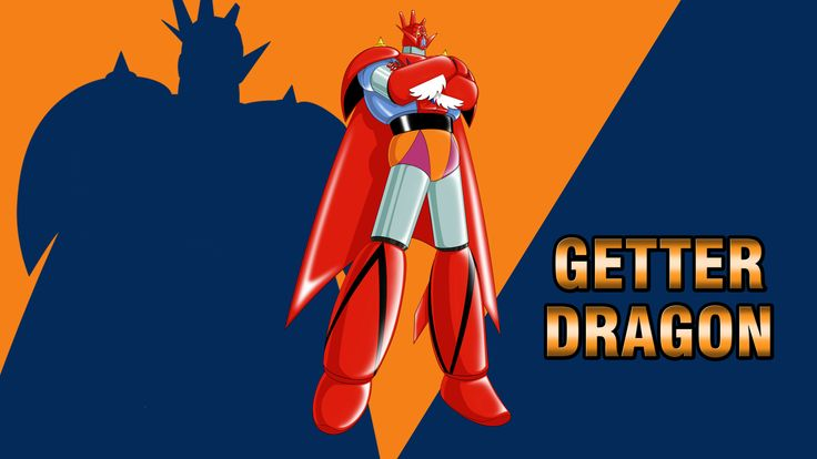 Best images about getter robo dragon on pinterest