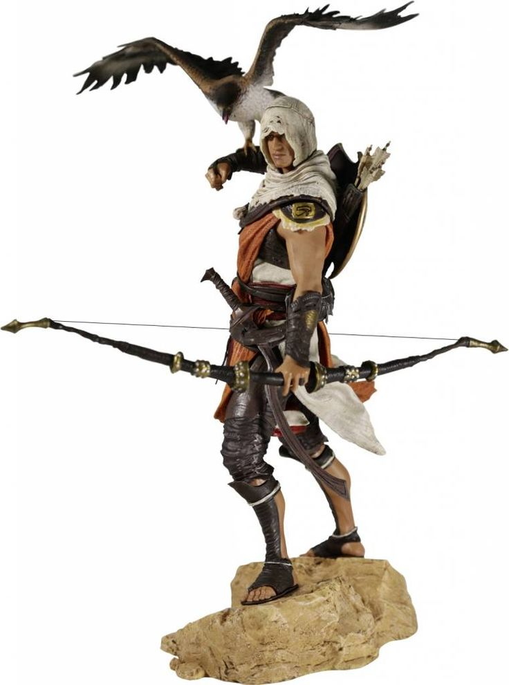 Assassins Creed Origins: Bayek 32 cm PVC Statue