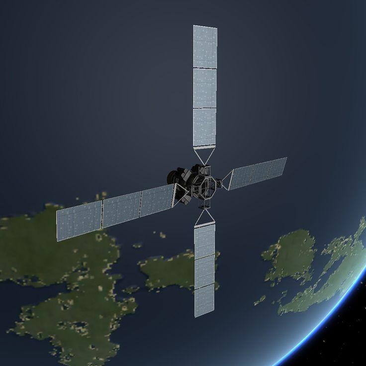 Near Future Solar [v0.3.0] - Parts Pack - Kerbal Space Program Mods - Curse