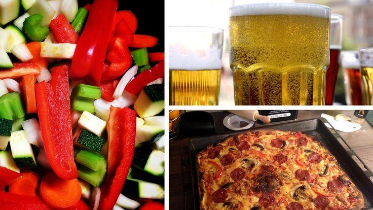 Du kan vel tallerkenregelen? – Det er den enkleste regelen for å gå ned i vekt, ifølge ernæringsekspert. Her er 13 tips til smartere middager i 2015.