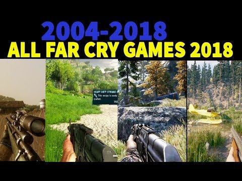 farcry5gamer.comWhich Far Cry Game Is The BEST in The Series (Far Cry to Far Cry 5) History | Evolution Of Far Cry | ( Far Cry 2004 - Far Cry 5 2018 coming soon ) Comparison, Evolution Of Far Cry History / Evolution - Far Cry The history of Far Cry video games from 2004 to 2018.  ■ Far Cry Year : 2004 Platform : PC, Xbox 360, PlayStation 3  ■http://farcry5gamer.com/which-far-cry-game-is-the-best-in-the-series-far-cry-to-far-cry-5/