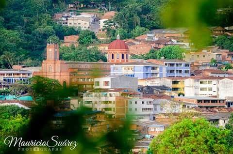 San Vicente de Chucuri Santander Colombia