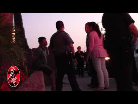Copwatch | Domestic Disturbance/Gas Leak/ Man w/ Busted Nose