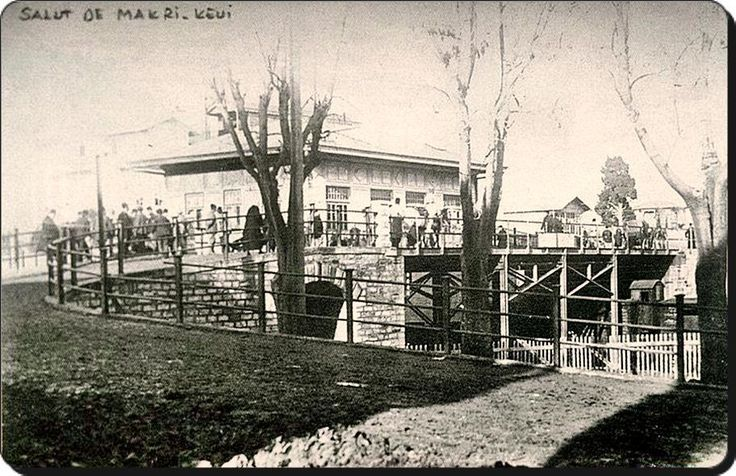 Makriköy ( Bakırköy )- 1920