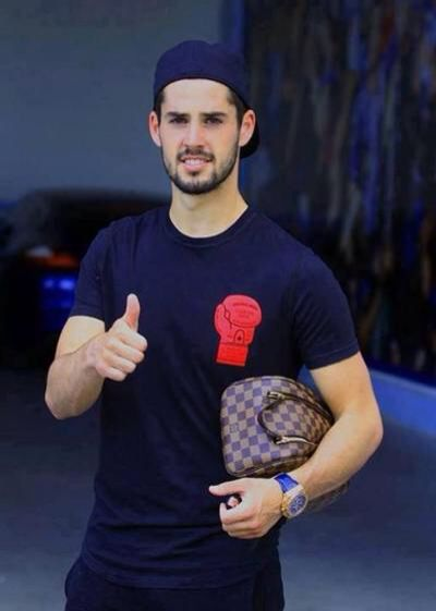 ISCO, Real Madrid's soccer player
