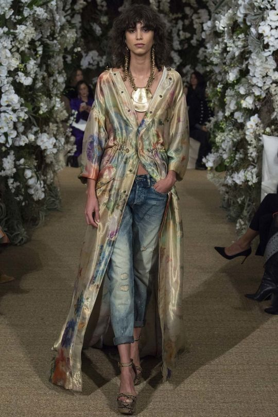 Ralph Lauren ready-to-wear spring/summer '17: