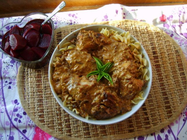 Hungarian Chicken