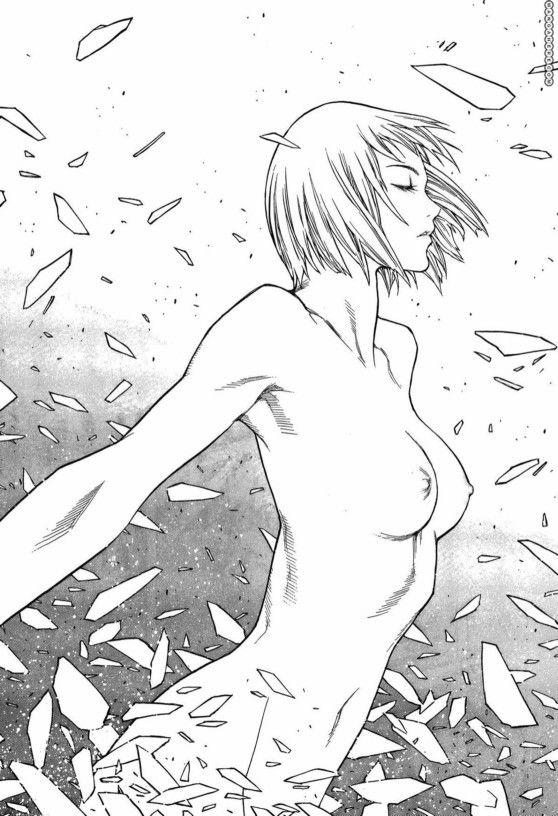 claymore anime porn