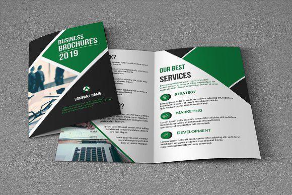 Corporate Bi Fold Brochure V815 Brochure Bi Fold Brochure
