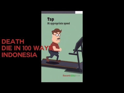 Death - Die In 100 Ways Indonesia
