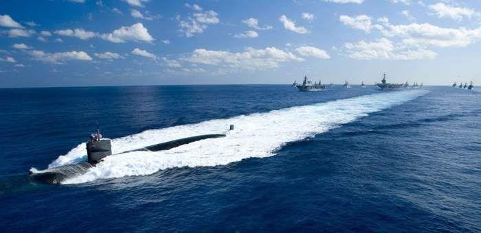 La Armada sueca actualmente a la caza de un mini-submarino ruso