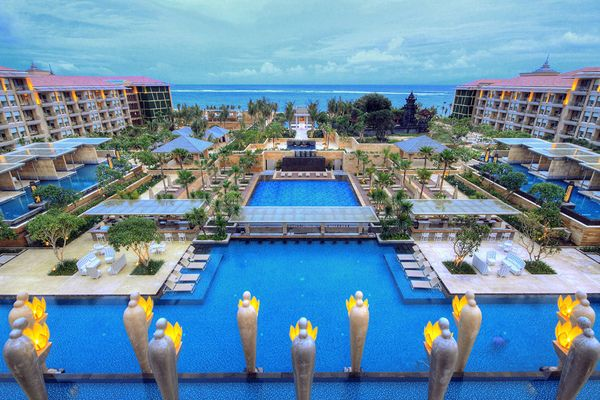 indonesia Hotel Mulia Bali