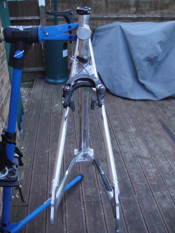 #1991 GT Zaskar LE mountain bike frame with Deore XT U Brake Like, Repin, Share, Follow Me! Thanks!
