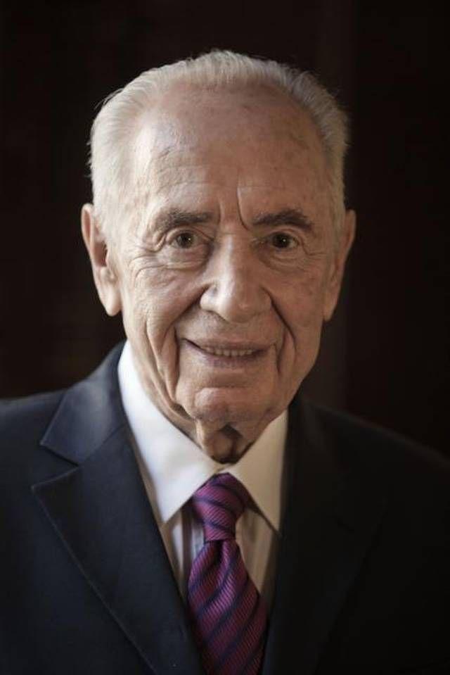 Shimon Peres - 1994 Nobel Peace Prize