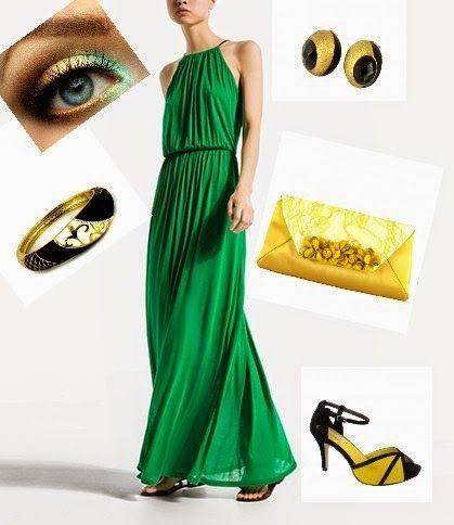 Look Golden Emerald