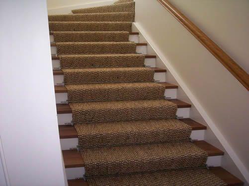 International Floor Coverings Australia - EUROPEAN GRETA SISAL WITH 30MM TOPSTITCH TRIBAL CHENILLE BINDING