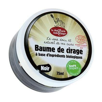 Tapir – Cirage entretien cuir naturel 75ml noir TAPIR: Price:7.2 Source