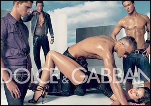 Feminist Elizabethan: Rape Culture: Dolce & Gabbana Ad