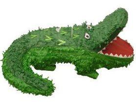 Alligaattori-pinjata