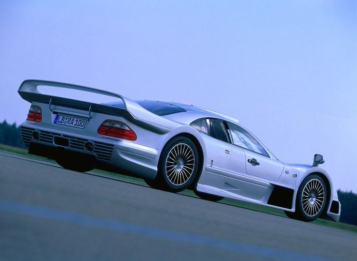 Mercedes-Benz CLK-GTR - Também desenvolveu uma série de problemas técnicos