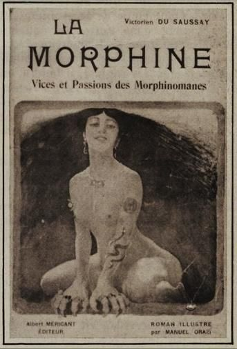By the 1820s morphine was a popular anodyne, or soother. Morphine was also, however, a prime method of Victorian suicide. Morphine was six times as potent as opium. It was commercially available, and many upper and middle class patients purchased morphine from doctors and injected themselves daily with newly developed needles. This 'morphinism' was unbounded by legal or social guidelines, and many morphine addicts were unaware of their addiction.