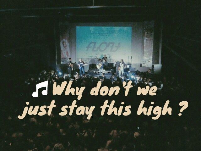 Float #indonesia #band #lyric #music