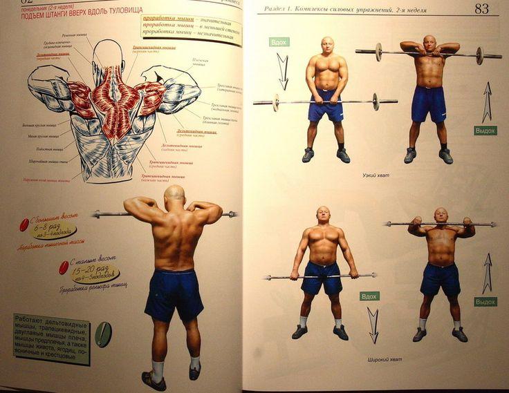 Атлетическая гимнастика - упражнения на мышцы спины IMG_9582