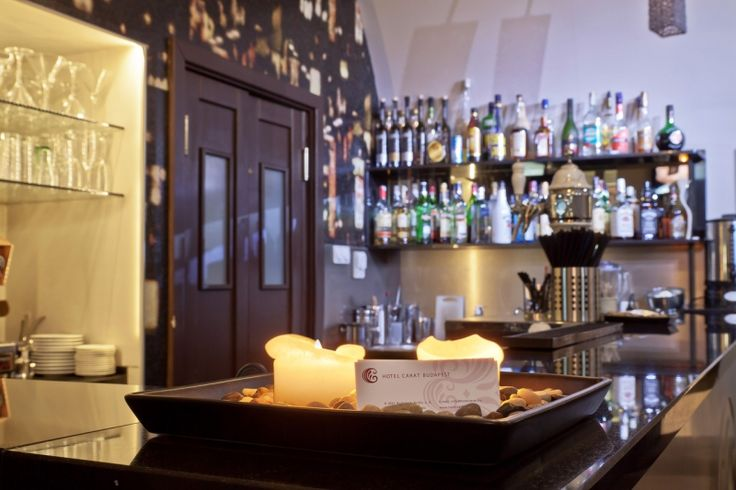 Here we offer our Guests to taste our delicious coffee specialities, cocktails and non-alcoholic cocktails and a wide variety of international beverages. For tea lovers a good opportunity presents itself, in Carat Café & Bar one can choose from many kinds of high quality tea. http://caratboutiquehotel.hu