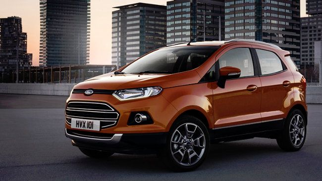 The All New Fordecosport Combines The New Powerful Engine With 6 Speed Automatic Transmission Enhanced Sync 3 System Ford Ecosport Ford Suv Family Cars Suv
