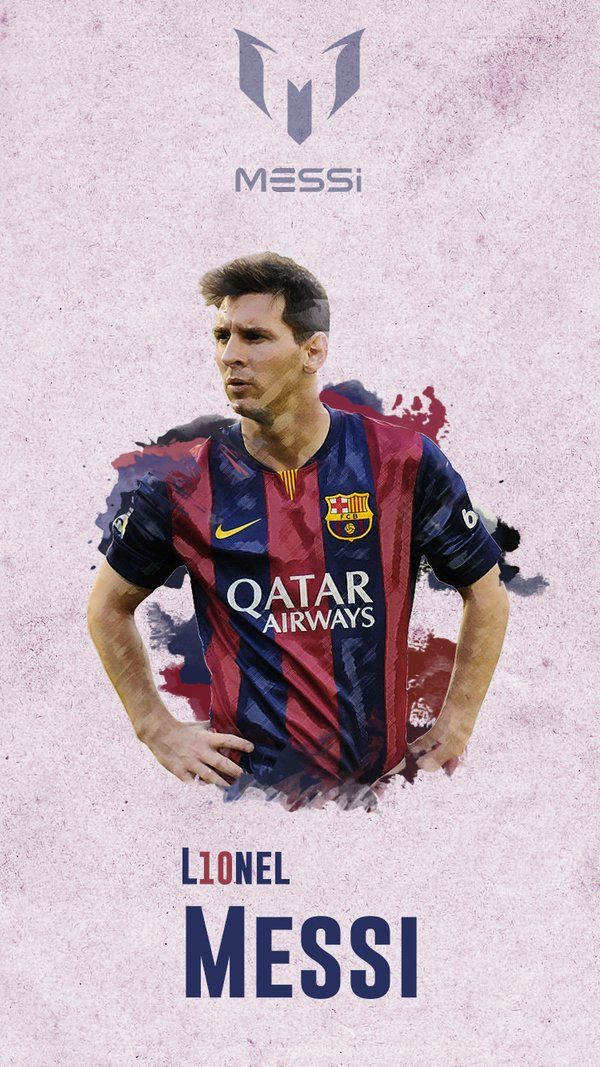 Messi... is Not like my ver favorite player, for me is suarez but equaly is a big icon