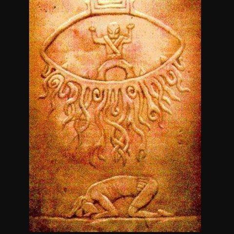 マヤ文明の壁画(メキシコ) 3600年前 グレイ型とUFO。 #古代#古代文明#遺跡#マヤ文明#オーパーツ #mexico#maya#mayan #ufo#grey#ancient#remains#ooparts#ancientmystery#ancientmysteries#mystery#ancientaliens#ancientartifact ancient_serena 37