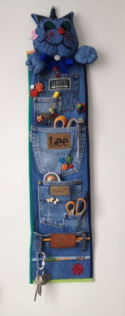 57 cool ideas to recycle your old jeans -…