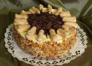 A Tortakészítés Magasiskolája: Madártej torta