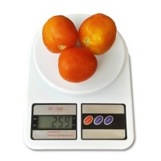 DREAM Electronic Kitchen Scale Max 10 Kg. รุ่น SF-400 (สีขาว)