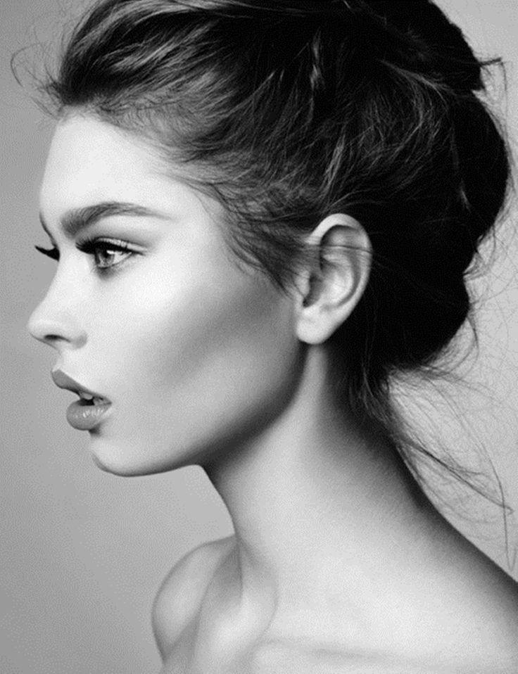 quelle visage, profile