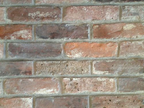 Reclaimed Thin Brick Veneer and Floor Tile