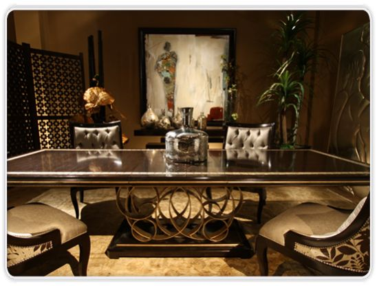 Great Gallery   Dining By Noel Furniture, Marge Carson Furniture, Christopher Guy  Furniture, Swaim Furniture